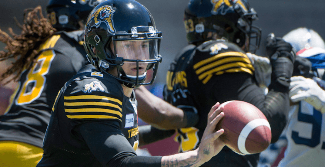 Alouettes, Tiger-Cats talking Manziel trade