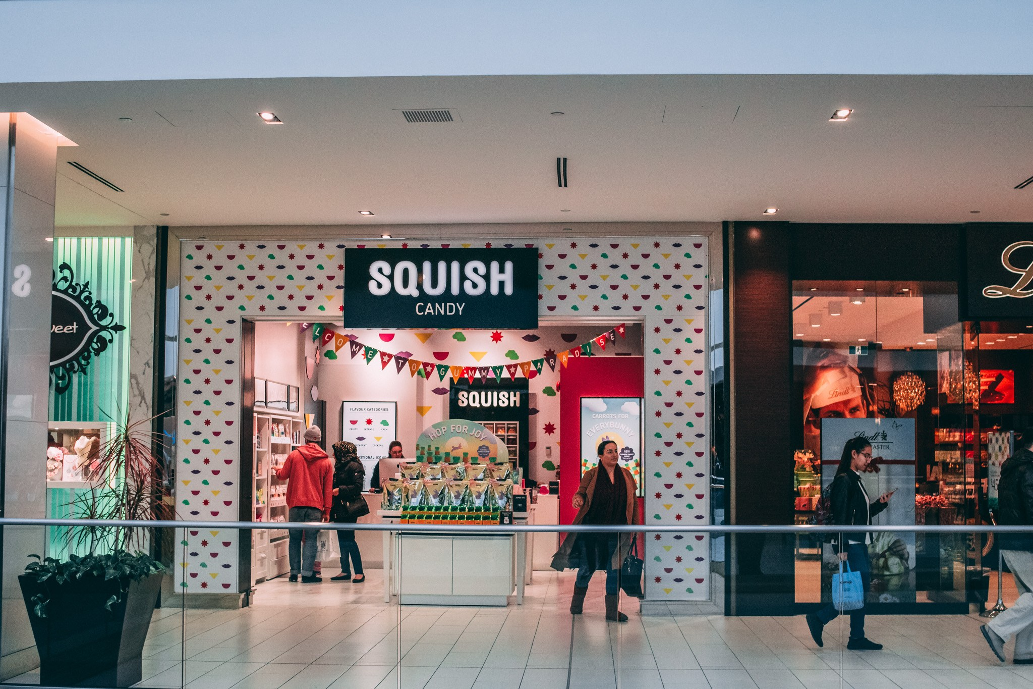 squish STC scarborough town centre