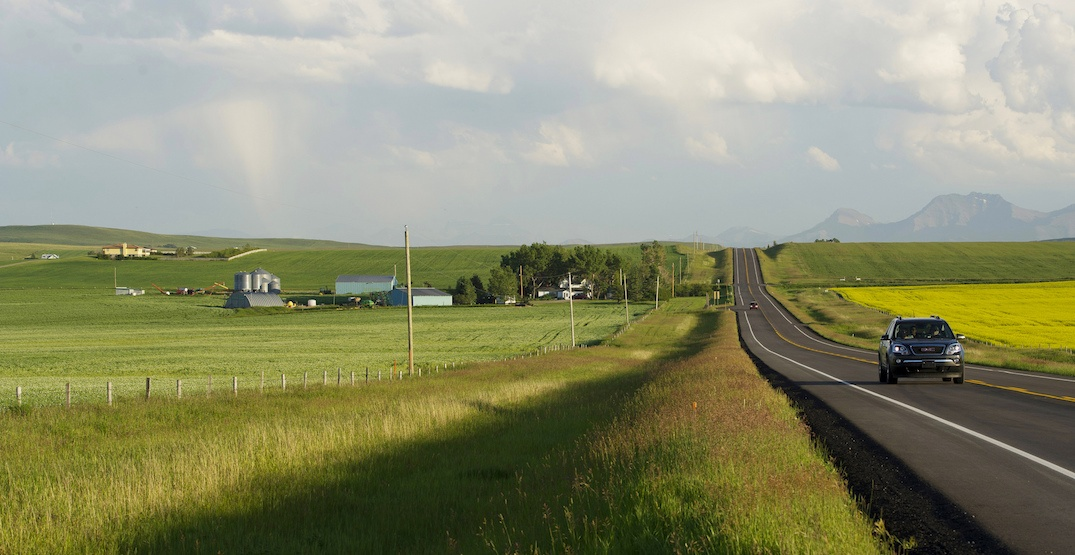 This is the project Alberta is creating in place of Greyhound's cancelled service