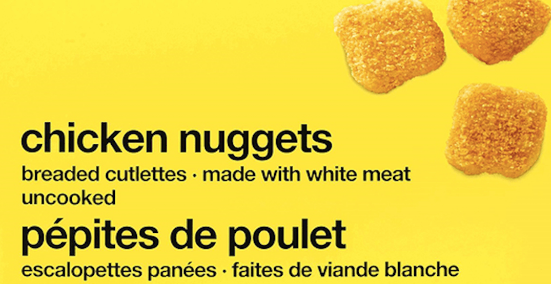 Some No Name brand chicken nuggets recalled due to possible contamination
