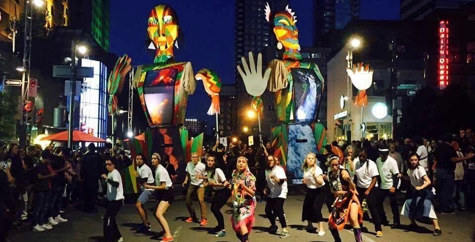 A First Nations Festival is taking over the Quartiers des Spectacles next month