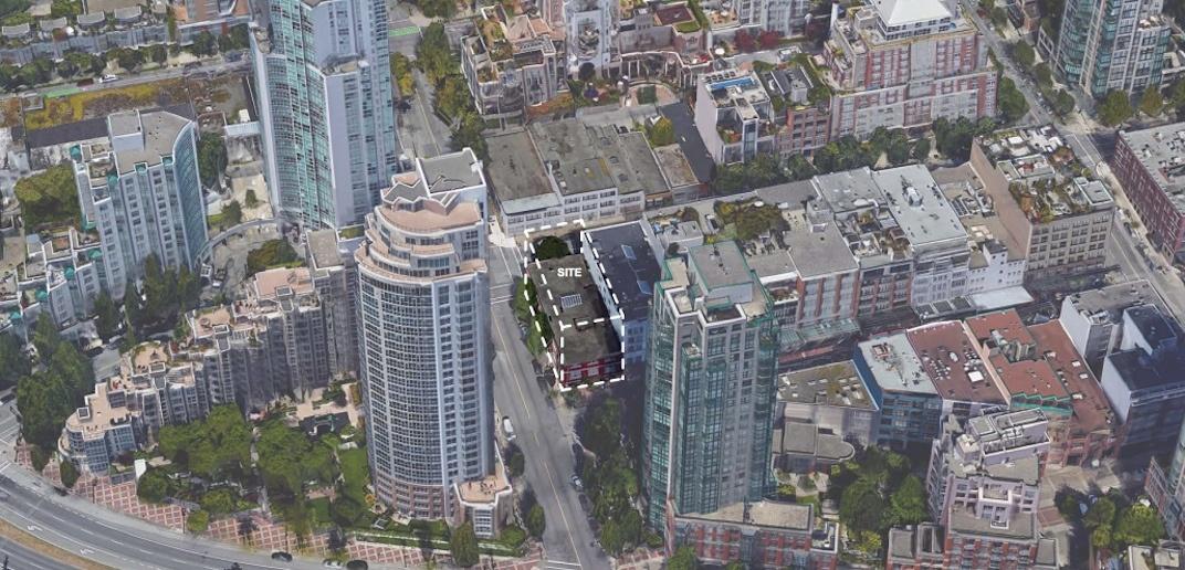 1290 Homer Street Vancouver