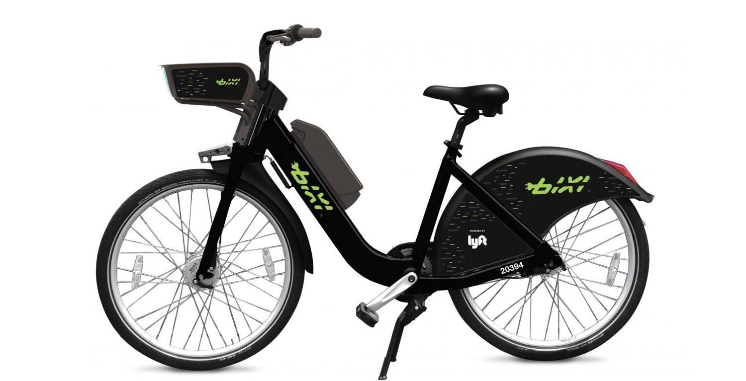 Electric BIXI bikes roll onto the streets of Montreal next month