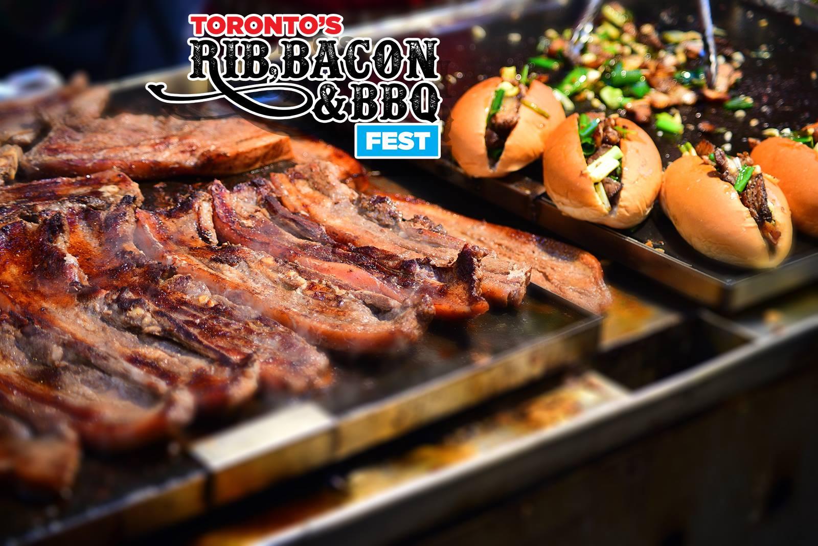Toronto's Rib, Bacon & BBQ Fest