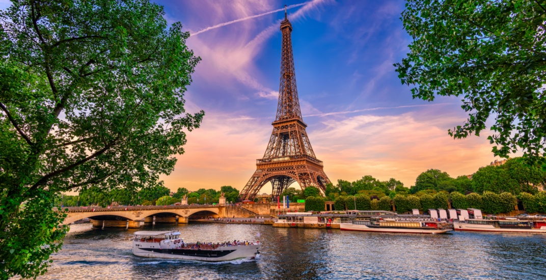 You can fly from Montreal to Paris for just $398 this fall and winter