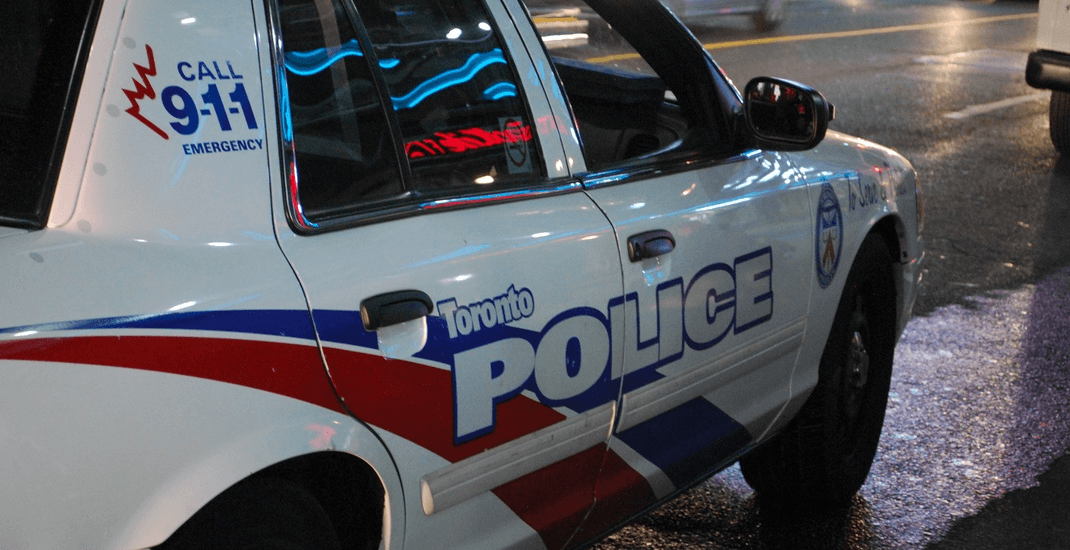 Pedestrian killed after car jumped curb in Scarborough