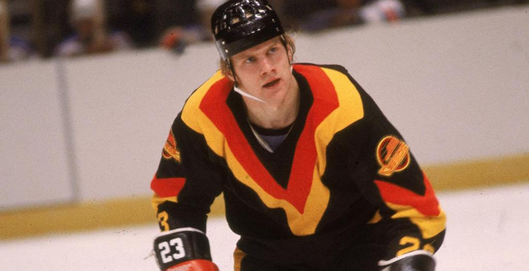 thomas gradin canucks