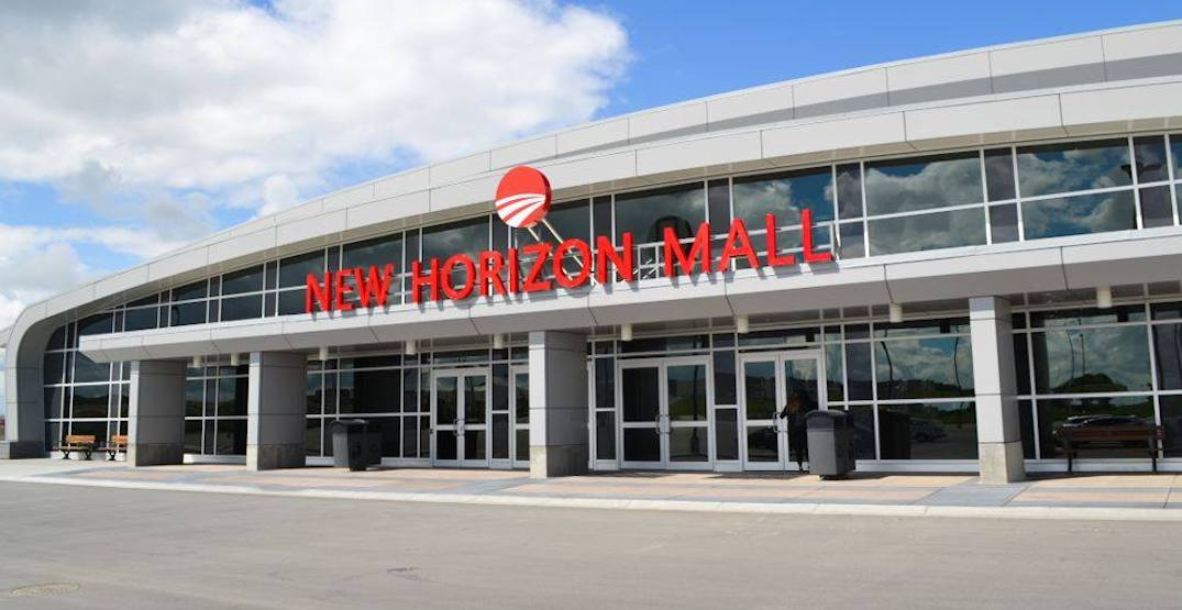 The massive New Horizon Mall is now open.... kind of (PHOTOS)