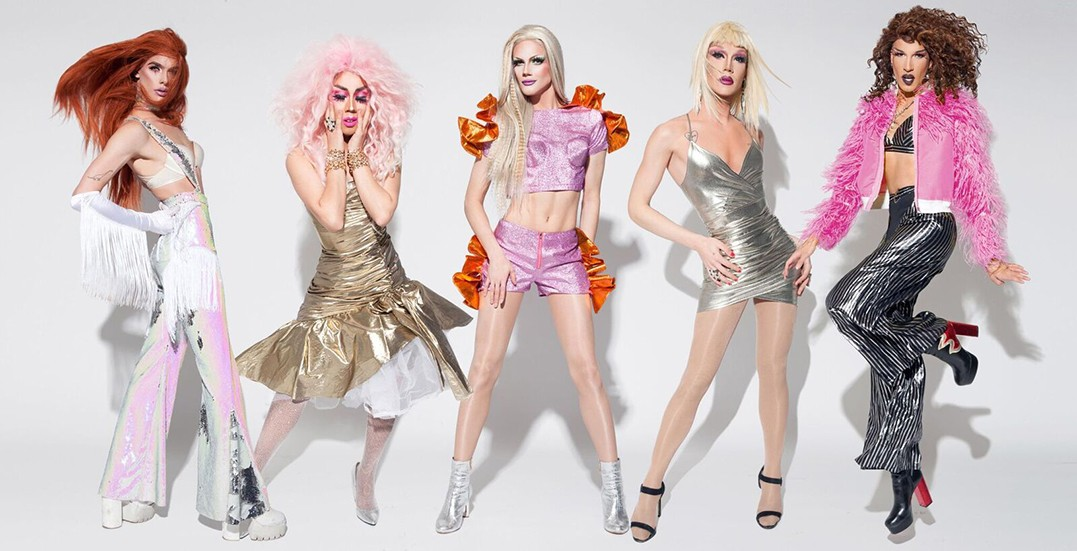 RuPaul's Drag Race stars to host Pride kick-off party at Parq Vancouver