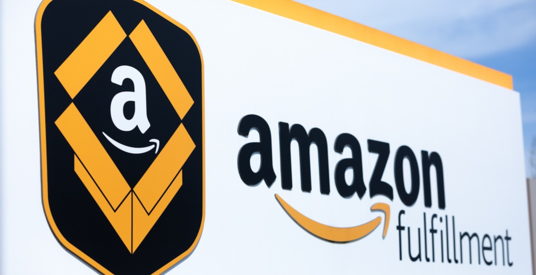 Amazon announces that it will open a second fulfillment centre in Alberta