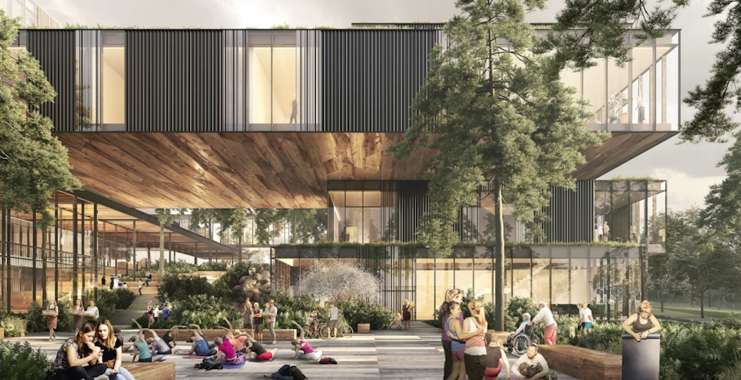City of North Vancouver puts plans for new $237-million recreation centre on hold