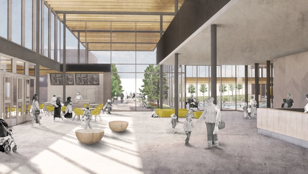 Harry Jerome Community Recreation Centre
