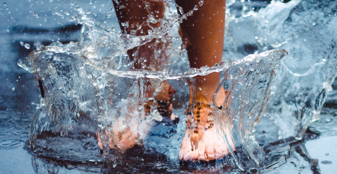A Water Splashing Festival is happening in Metro Vancouver this weekend
