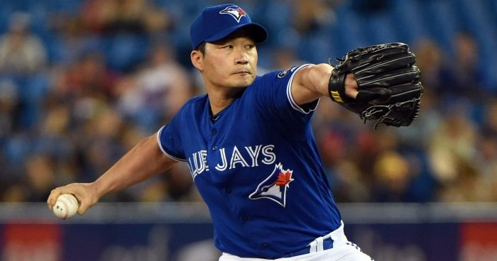 Report: Blue Jays trade reliever Seunghwan Oh to Rockies