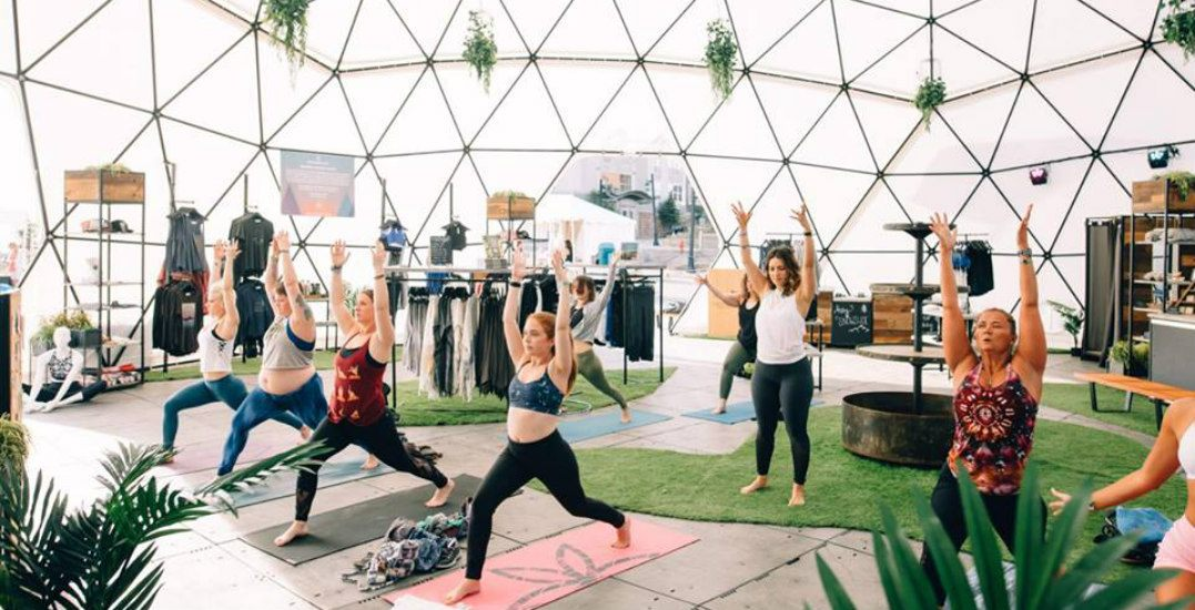 Treat yourself to a summer wellness retreat by winning tickets to Wanderlust