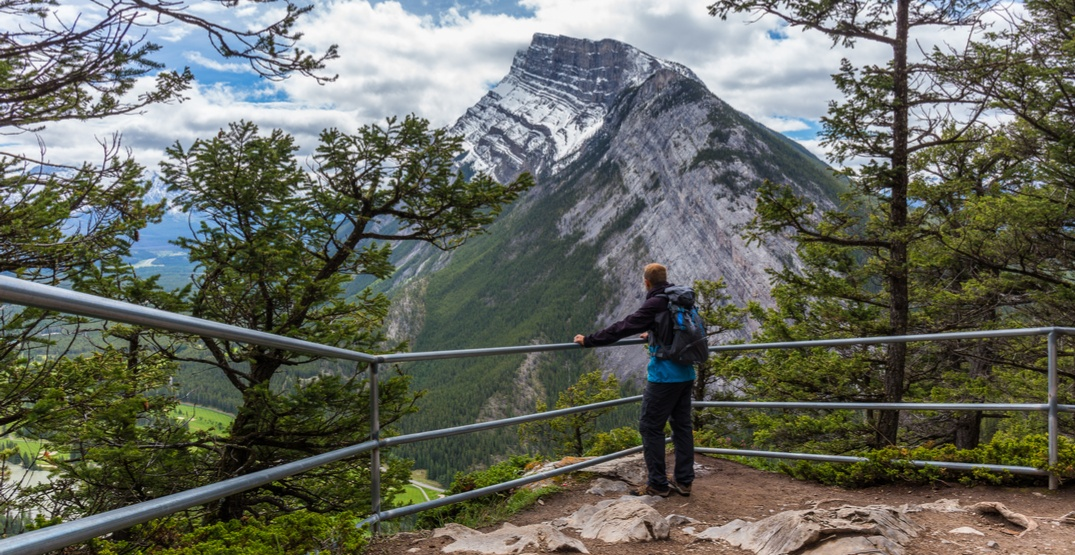 Awesome Alberta: Take a leisurely hike at Tunnel Mountain (PHOTOS)