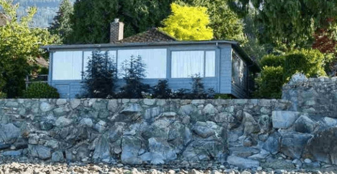 You can own this West Vancouver bungalow for 'only' $14.8 million