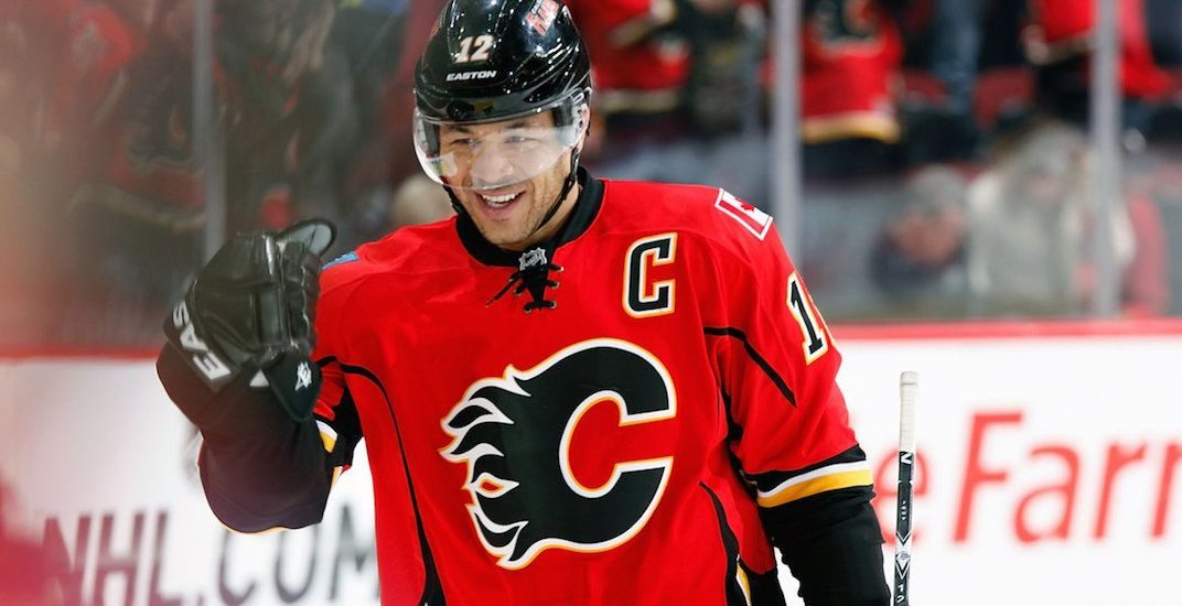 Jarome Iginla headlines list of five players picked for Hockey Hall of Fame