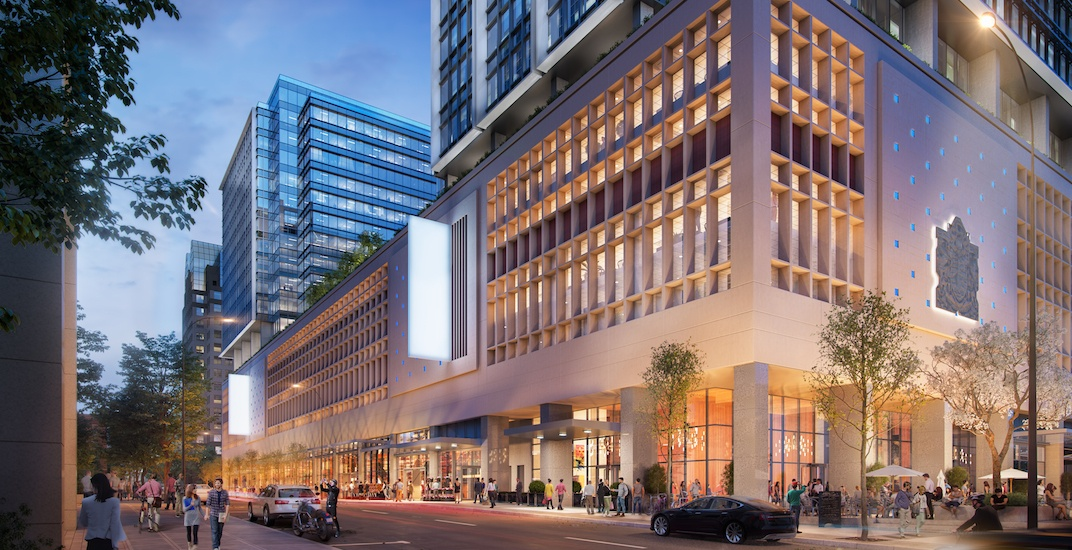 New renderings of the massive Canada Post building redevelopment in Vancouver