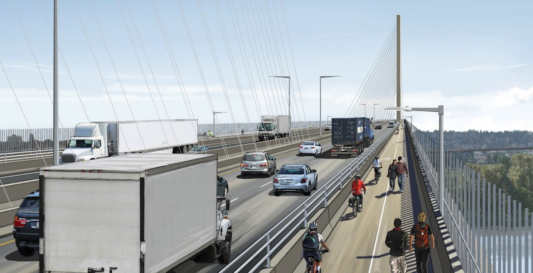 New $1 4-billion Pattullo Bridge one step closer to reaching