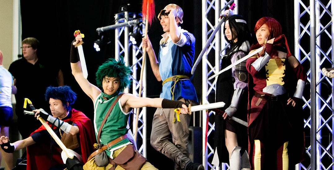 Vancouver's biggest anime convention returns next weekend