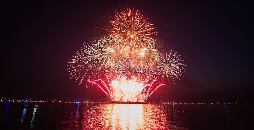 Celebration of Light fireworks cancelled in Vancouver this summer
