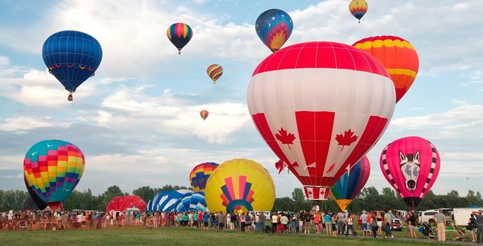 The biggest balloon festival in Canada floats into Montreal in two weeks