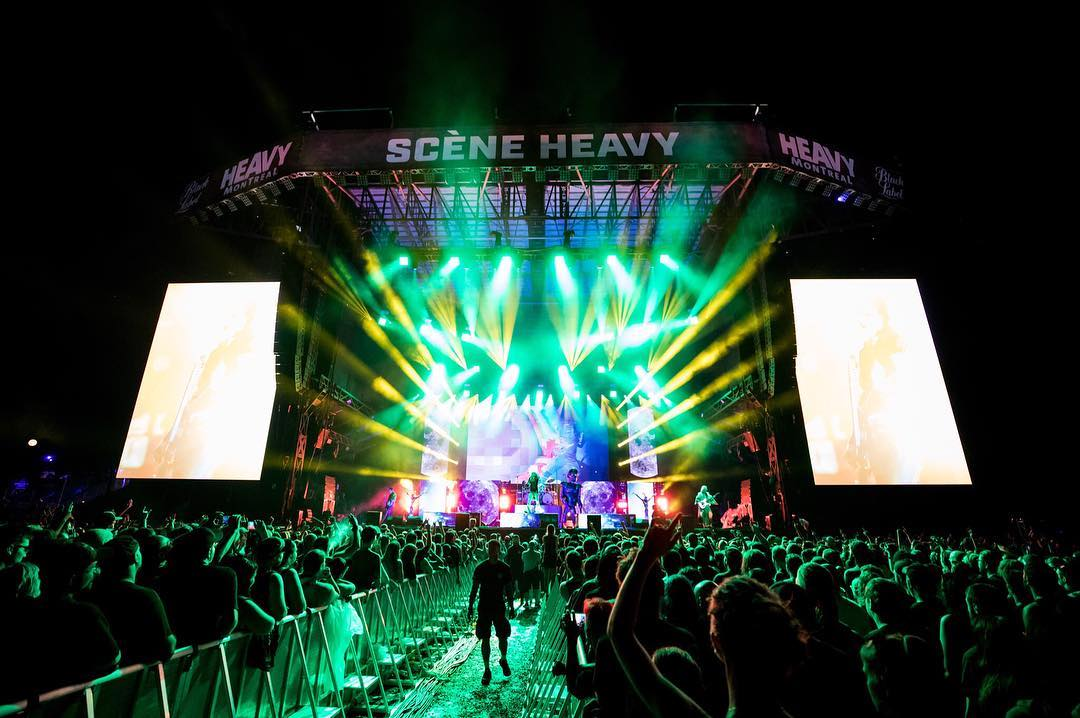 Heavy MTL rocked out Parc Jean-Drapeau this weekend (PHOTOS)