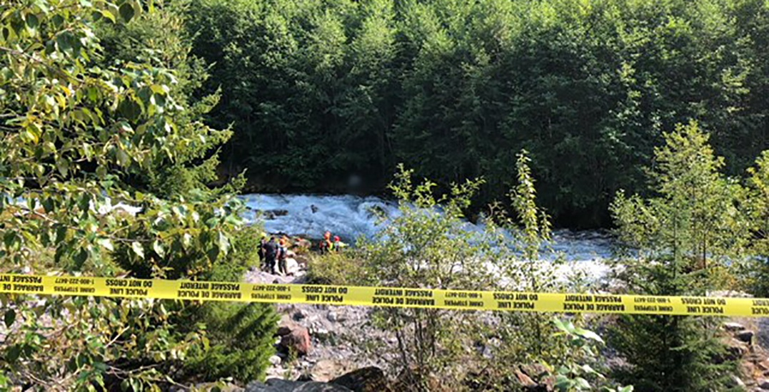 23-year-old hiker dies after being swept away in Garibaldi Lake waters