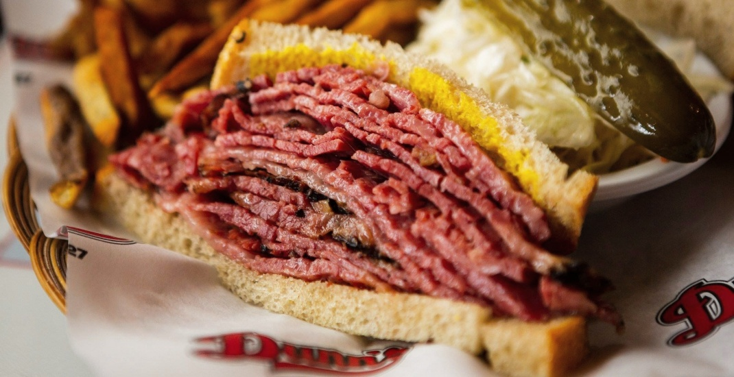 Montreal's Dunn's Famous opening a new deli in Toronto