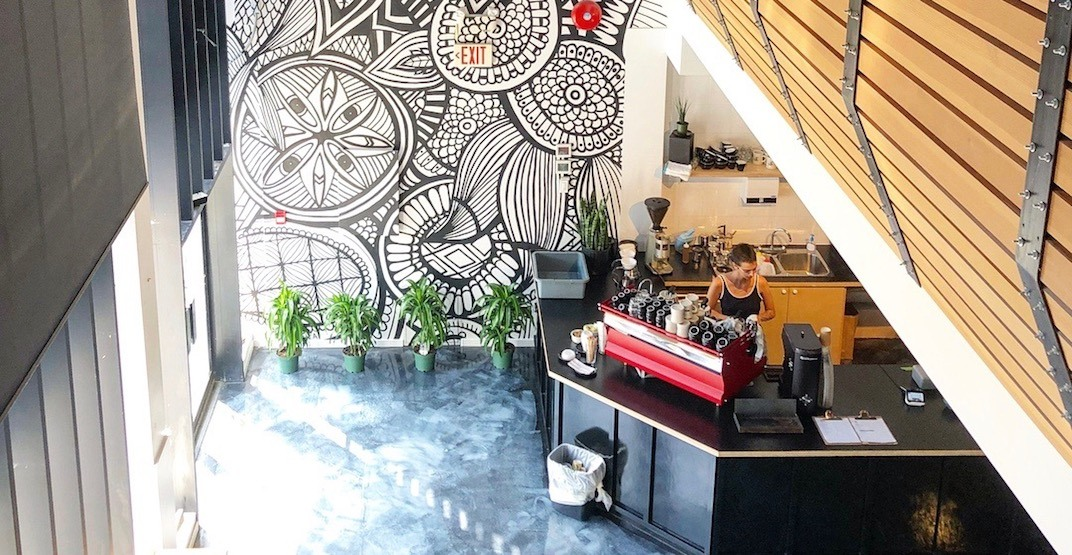 Kafka's Coffee just officially opened their new Vancouver location