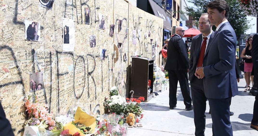 Sunset vigil planned to mark 1-year anniversary of Danforth shooting