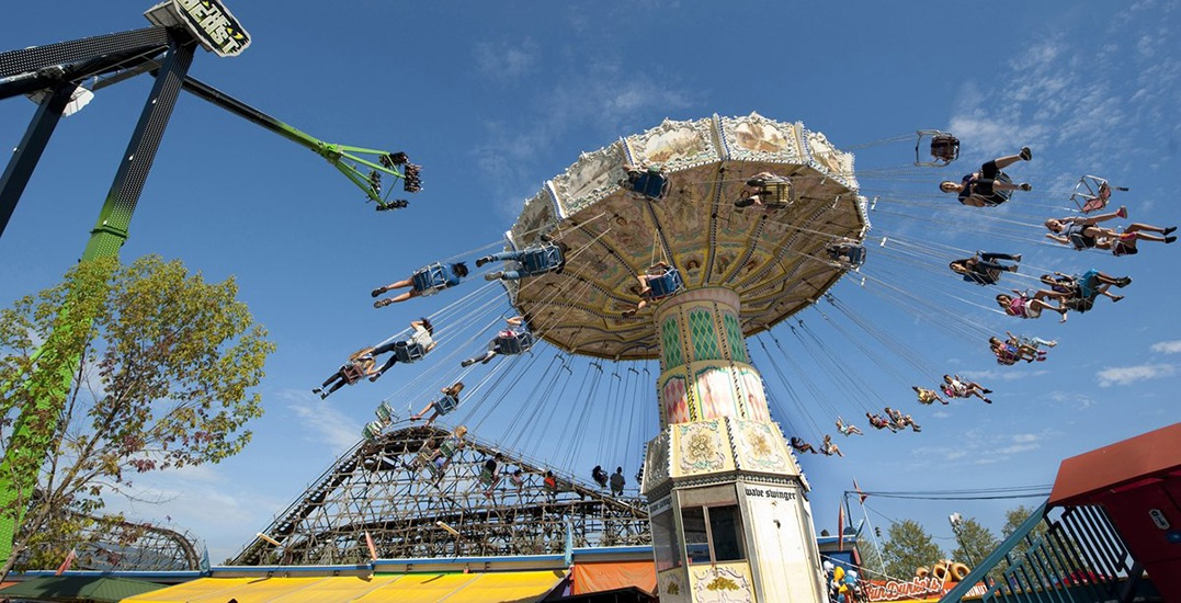 Playland and drive-thru PNE Fair to open this summer