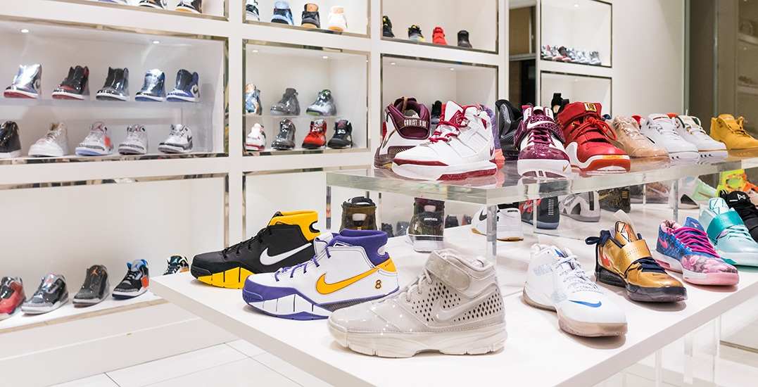 Stay Fresh pop-up in downtown Vancouver is a sneakerhead's dream