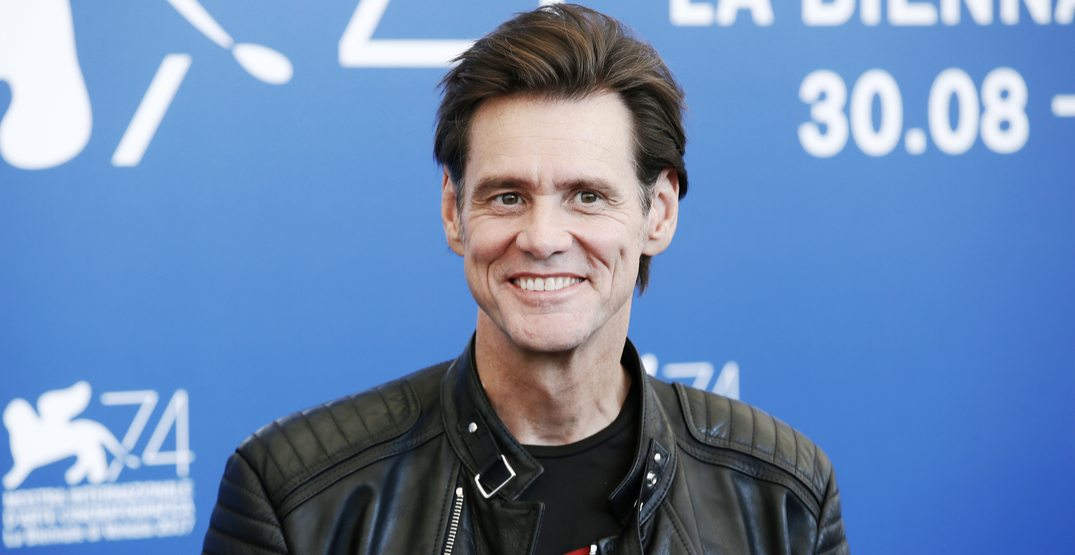Jim Carrey spotted on set of Sonic the Hedgehog 2 in Metro Vancouver