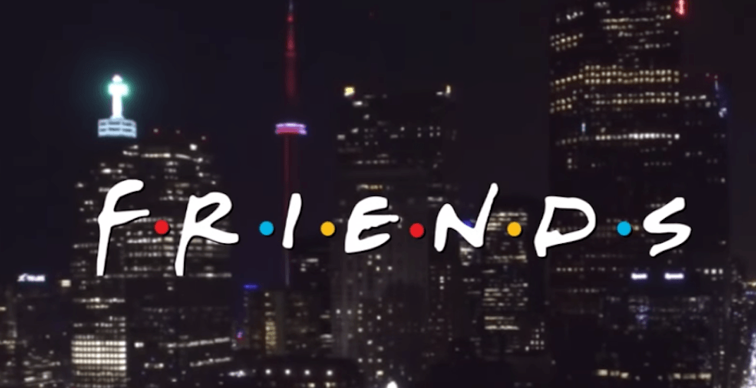 Someone made a hilarious parody of 'Friends' opening with the Raptors (VIDEO)