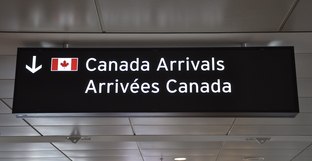 Travellers from Europe, Middle East, Africa must now give fingerprints to visit Canada
