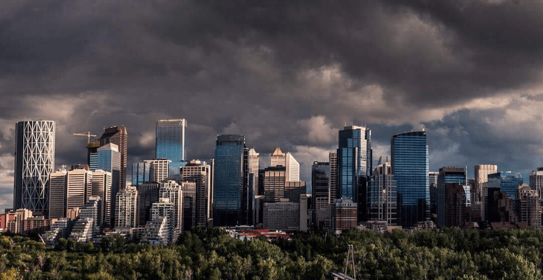 Mix of rain and wet snow expected for Calgary for the May long weekend