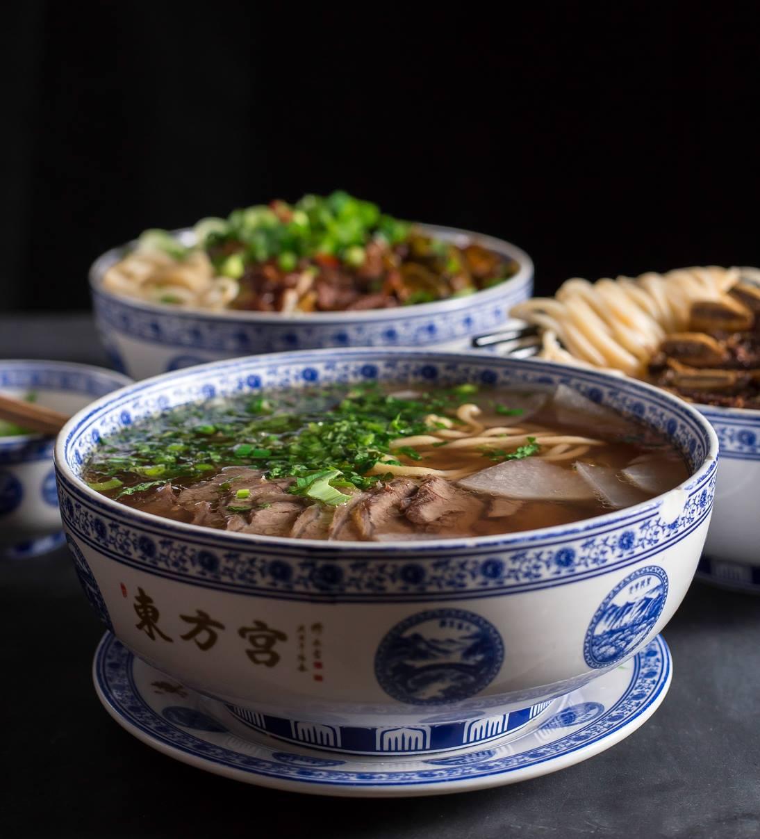 Omni palace noodles