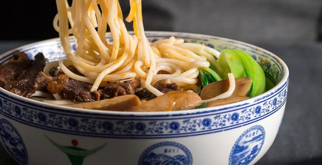 You can get FREE hand-pulled noodles in Toronto next week