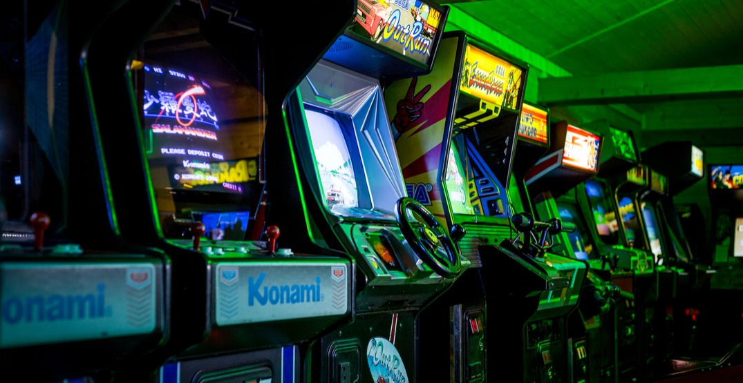 A retro video game arcade is opening in Metro Vancouver this fall