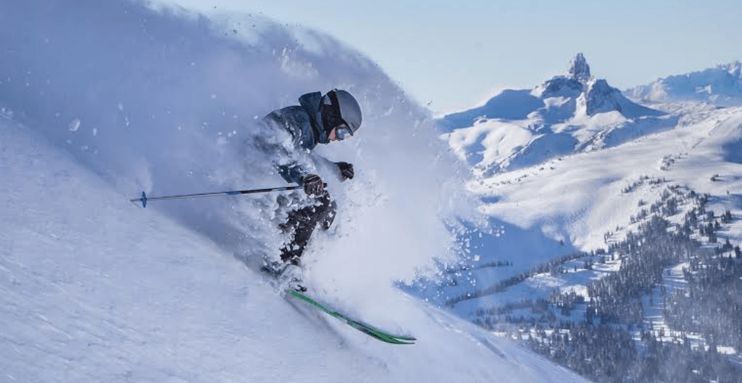 Whistler Backcomb officially opens for the ski season tomorrow