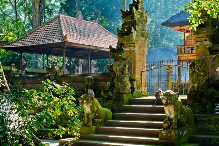 Neighbourhoods in Bali