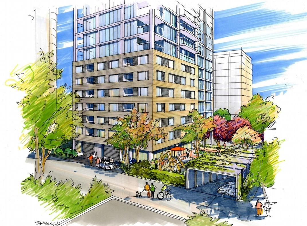 1055 Harwood Street Vancouver