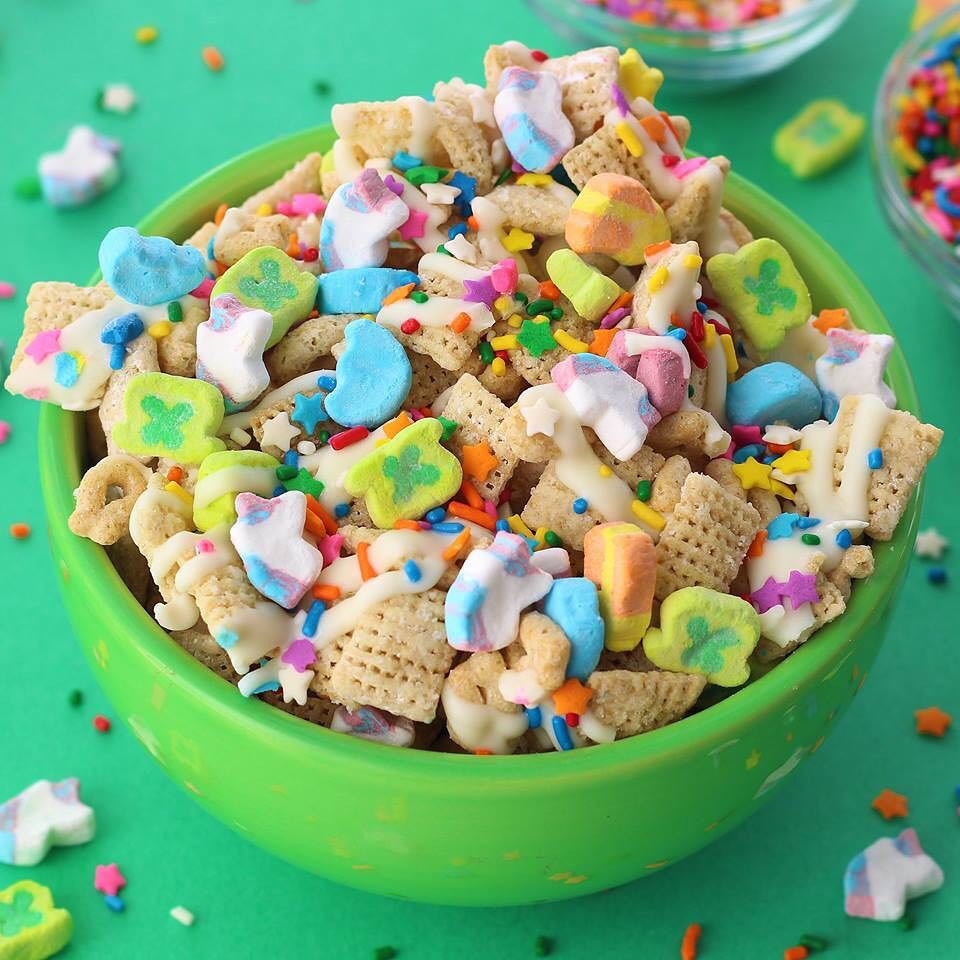 lucky charms unicorns