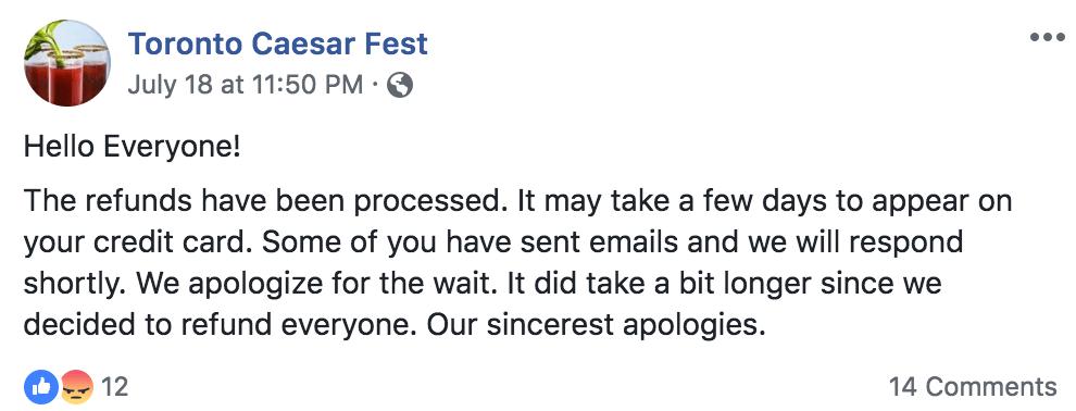 Caesar Fest