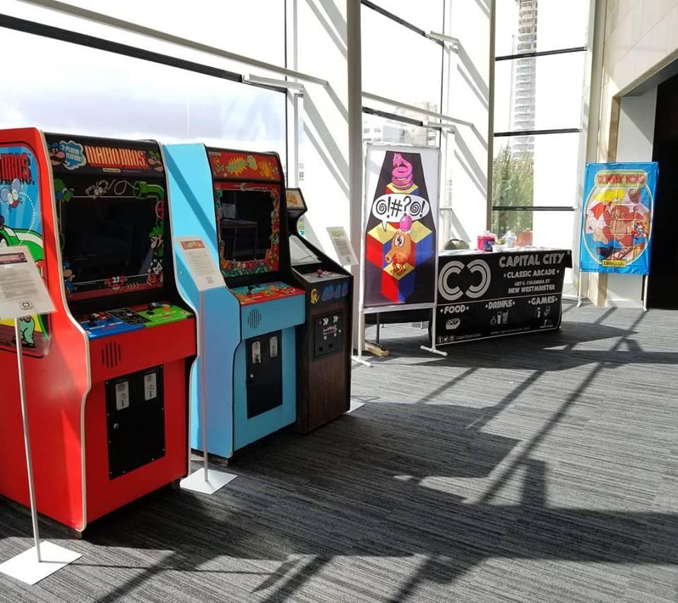 Capital City Arcade