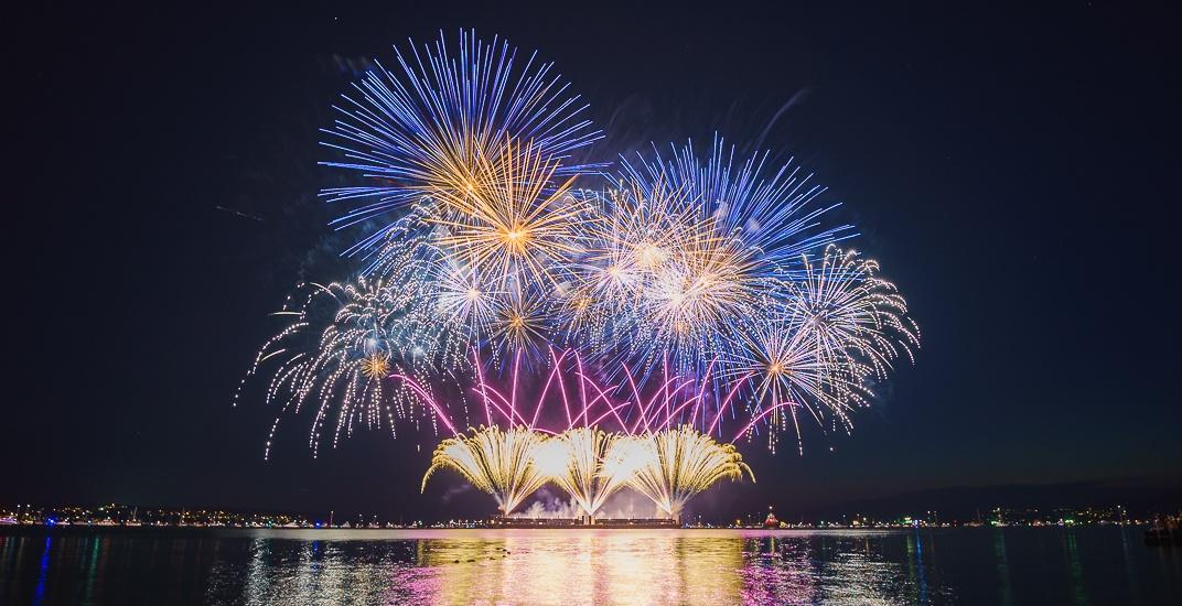 Team Sweden's Honda Celebration of Light 2018 fireworks song list (MUSIC VIDEOS)