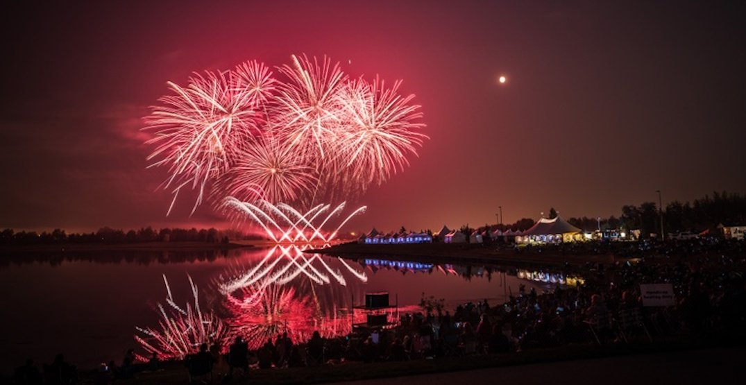 Catch 5 nights of fireworks for this year's GlobalFest