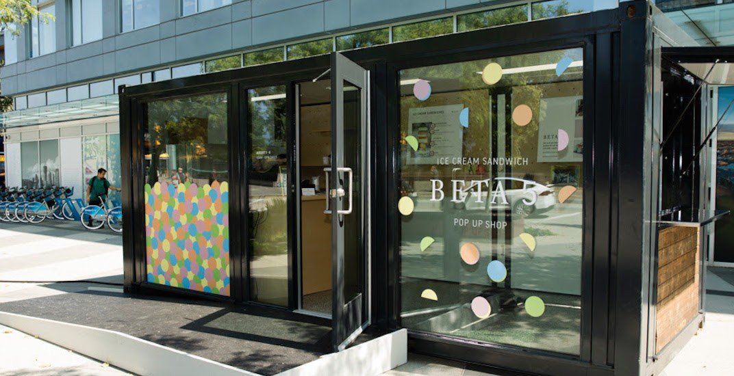 5 retailers to occupy pop-up container shop in downtown Vancouver